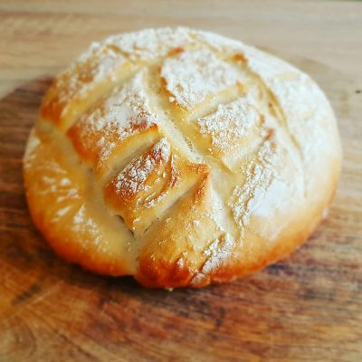 recette pain thermomix
