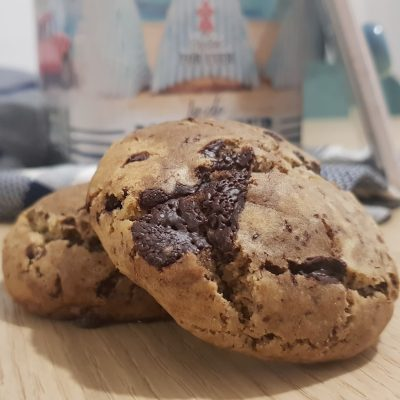recette cookies chocolat thermomix