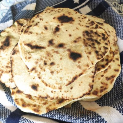recettes tortillas thermomix
